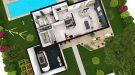 Maison 4 chambres contemporaine
