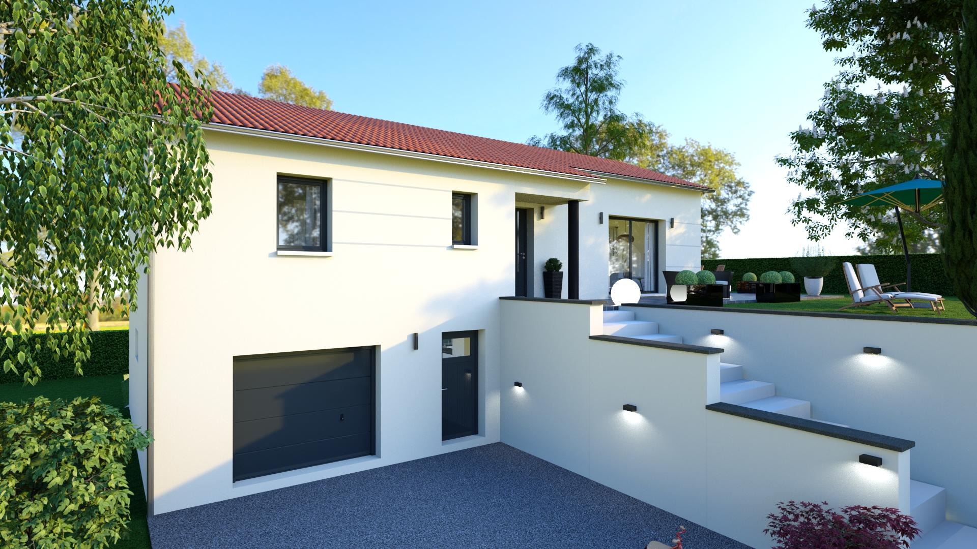 Plan De Maison Individuelle Plain Pied Etage Ou Sous Sol 12