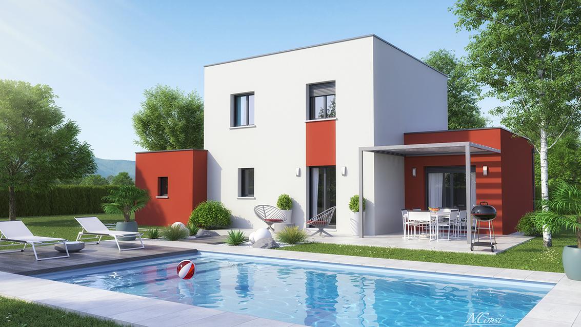 Maison Etage Design Emma Logivelay