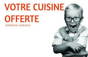 Maisons d'en France votre cuisine OFFERTE