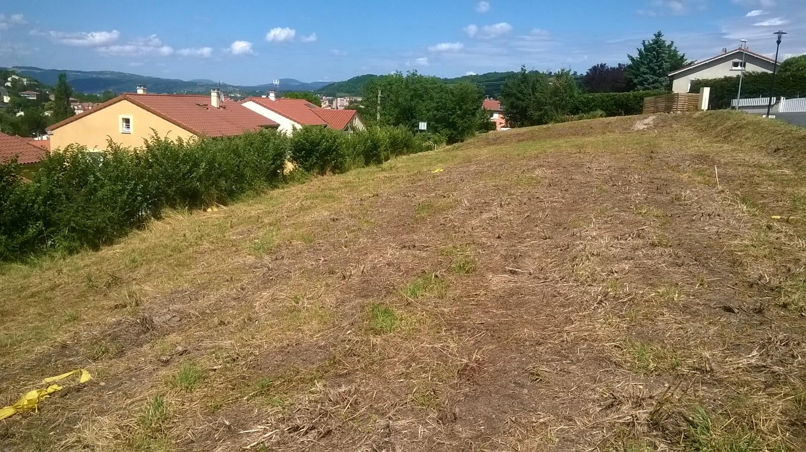 Offres terrain maison logivelay for Piscine frais vallon