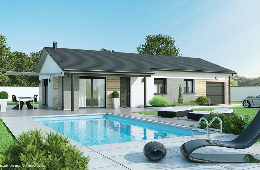 maison plain pied proche Brives Charensac 43700