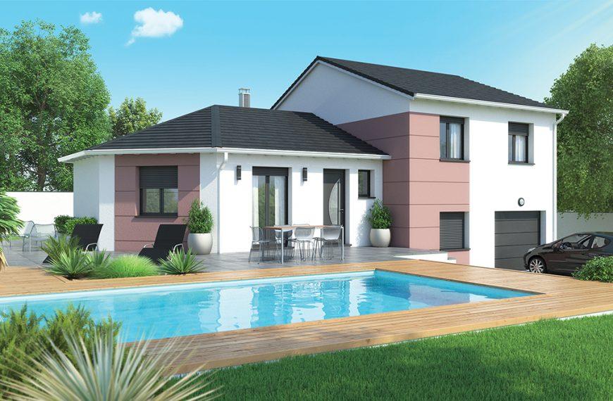 maison contemporaine Saint Pierre Eynac 43260