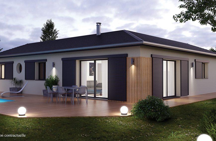 Maison plain-pied à Yssingeaux 43200