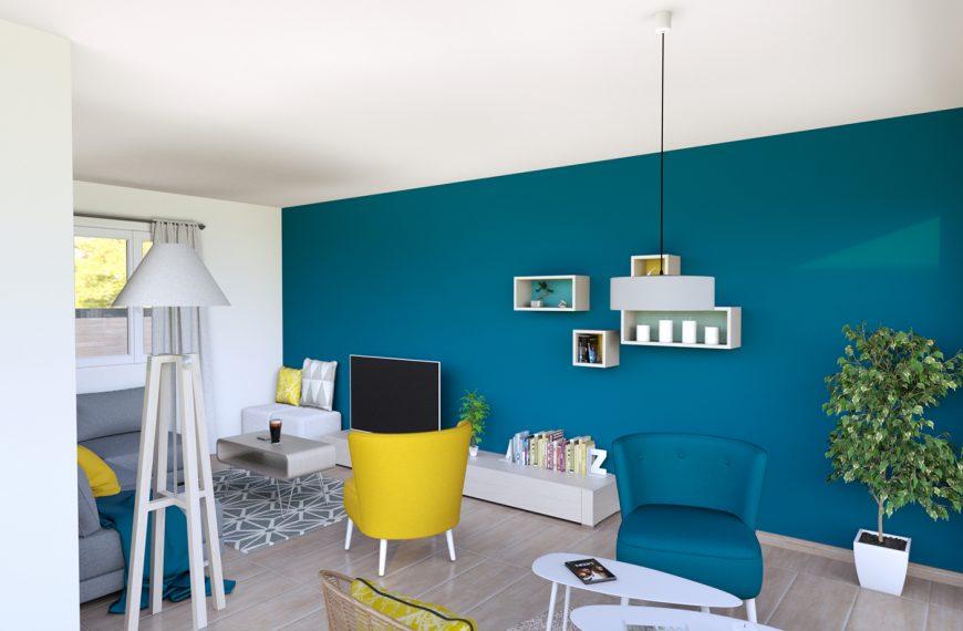 Maison design toit terrasse Brioude 43100