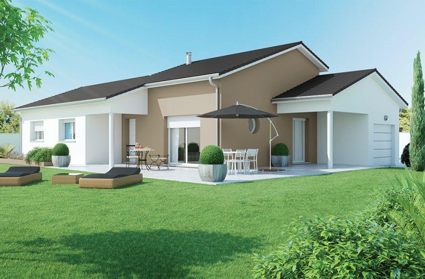 Maison contemporaine à Chadrac 43770