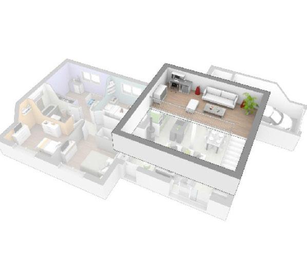 Faire construire une maison contemporaine à Chadrac 43770