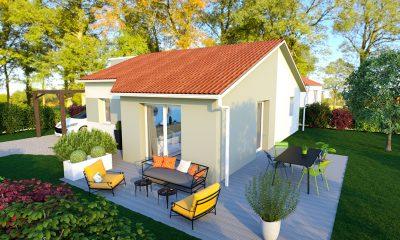 Faire construire à YSSINGEAUX une maison contemporaine