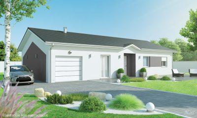 Maison à faire construire à Saint Pal de Monsz 43620