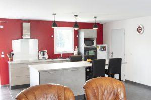 réalisation maison Logivelay Maisons d'en France