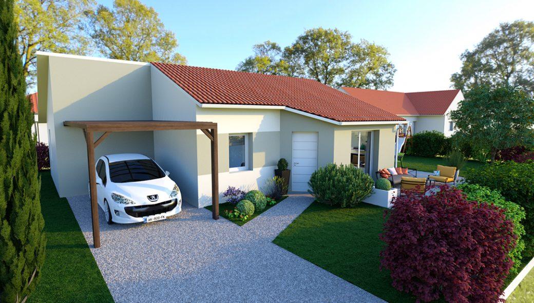Maisons à faire construire à Sainte Florine