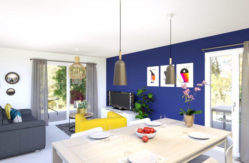 Maison moderne à faire construire au Monteil 43700