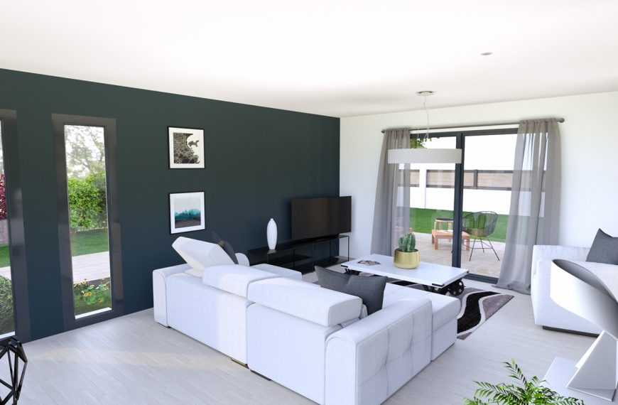 Maison design au Puy en Velay 43000