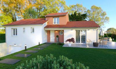 Maison contemporaine à Blavozy 43700