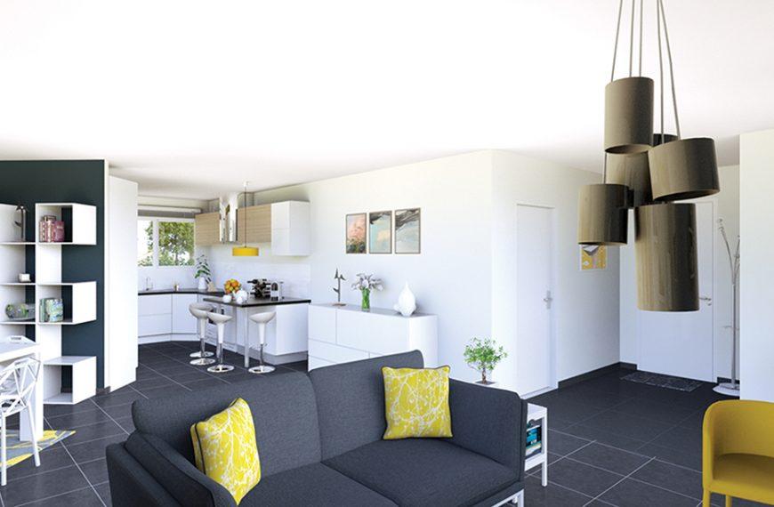Maison design de plain-pied à Yssingeaux 43200
