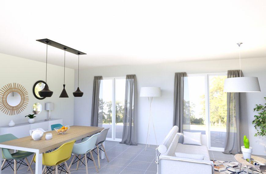 Maison plain-pied contemporaine procheMaison plain-pied contemporaine proche centre du Puy-en-Velay 43000