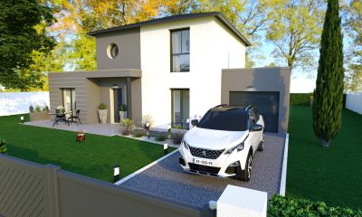 Faites construire une maison design à Rosières 43800